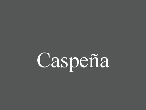 Caspeña