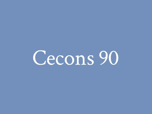Cecons 90