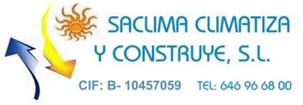 Saclima Climatiza Y Construye.