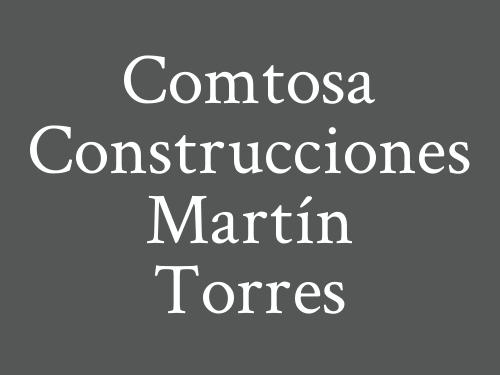 Comtosa Construcciones Martín Torres