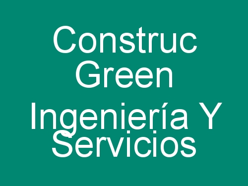 Construc Green Ingeniería Y Servicios