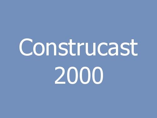 Construcast 2000