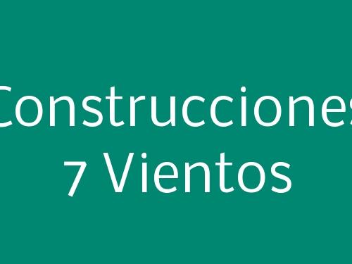 Construcciones 7 Vientos