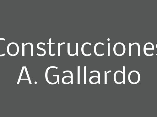 Construcciones A. Gallardo