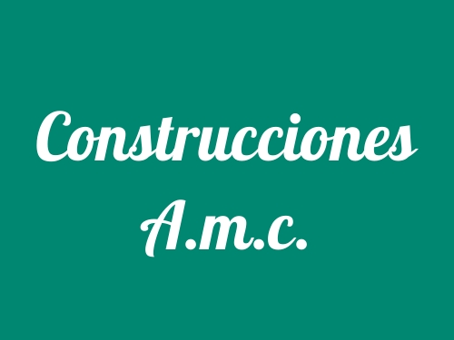 Construcciones A.m.c.