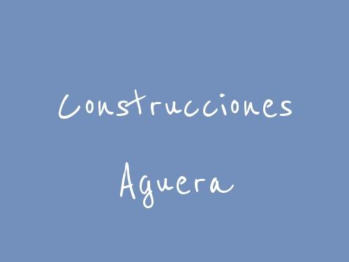 Construcciones Aguera