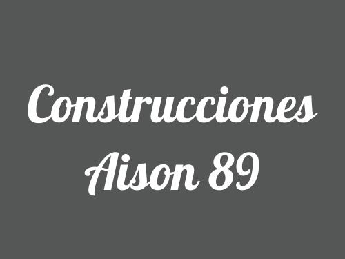 Construcciones Aison 89