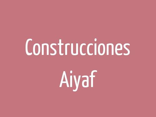 Construcciones Aiyaf