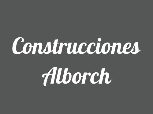 Construcciones Alborch