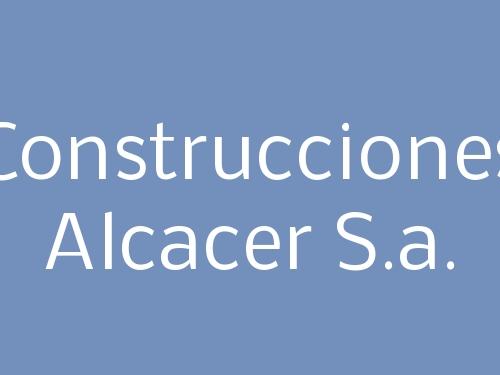 Construcciones Alcacer S.a.