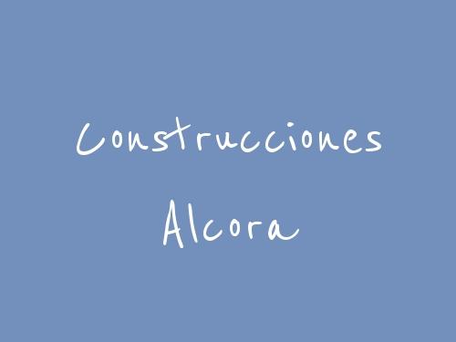 Construcciones Alcora
