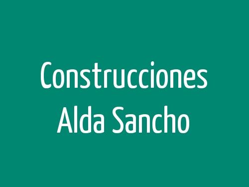Construcciones Alda Sancho