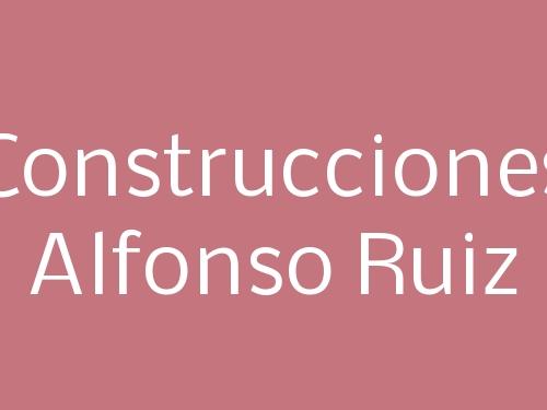 Construcciones Alfonso Ruiz