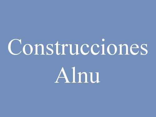 Construcciones Alnu