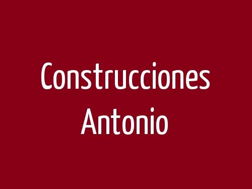Construcciones Antonio