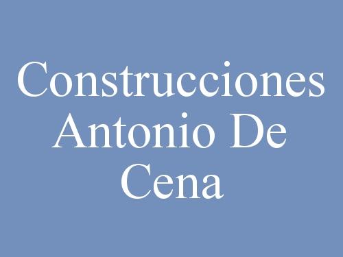Construcciones Antonio De Cena