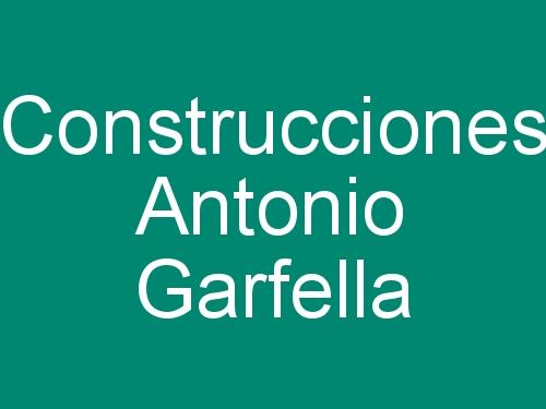 Construcciones Antonio Garfella