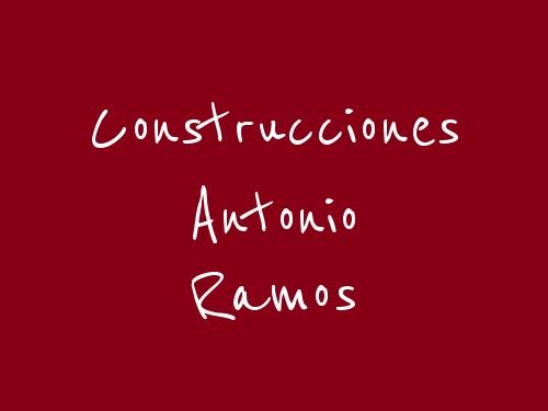 Construcciones Antonio Ramos