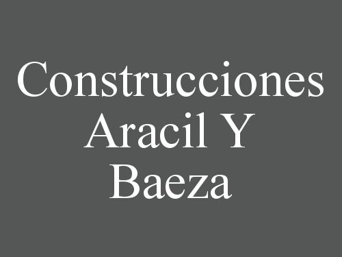 Construcciones Aracil Y Baeza