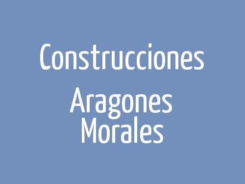 Construcciones Aragones Morales