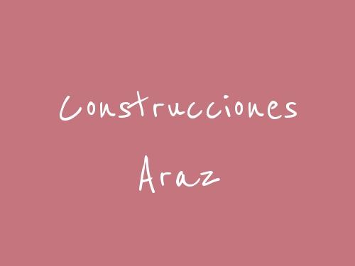 Construcciones Araz