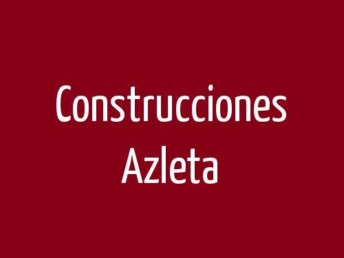 Construcciones Azleta