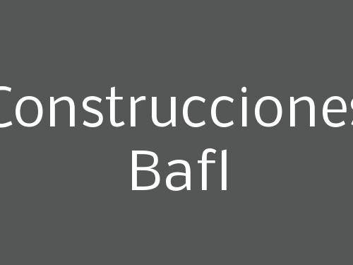 Construcciones Bafl