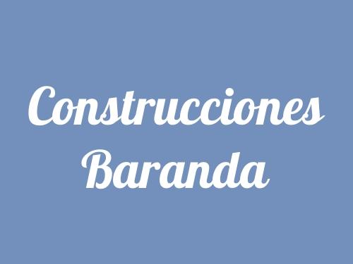 Construcciones Baranda