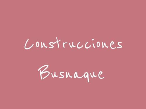 Construcciones Busnaque