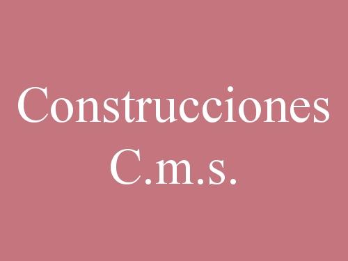 Construcciones C.m.s.