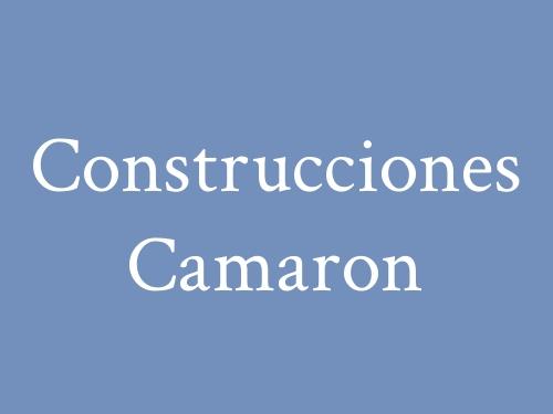 Construcciones Camaron