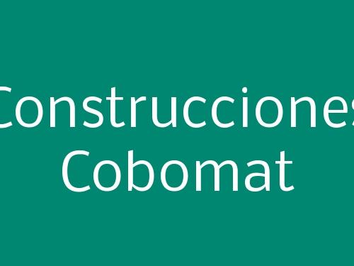 Construcciones Cobomat