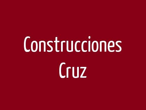 Construcciones Cruz