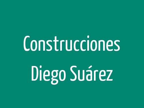 Construcciones Diego Suárez