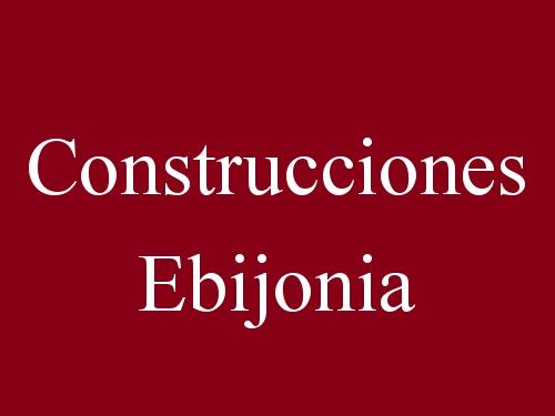 Construcciones Ebijonia