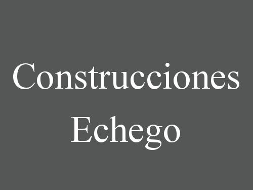 Construcciones Echego