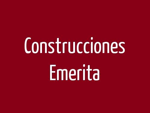Construcciones Emerita