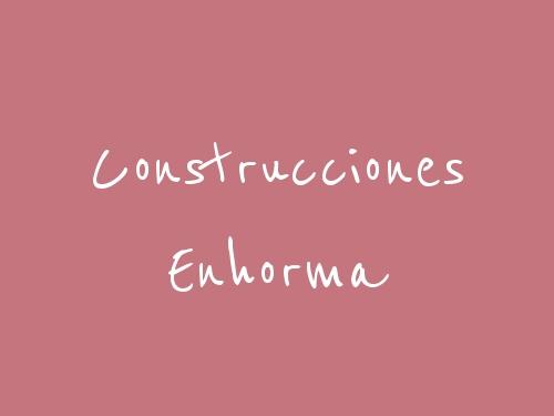 Construcciones Enhorma