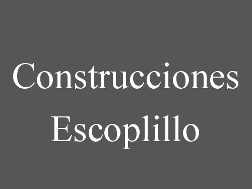Construcciones Escoplillo