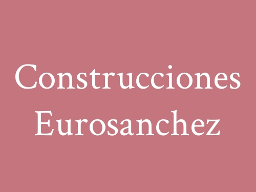 Construcciones Eurosanchez