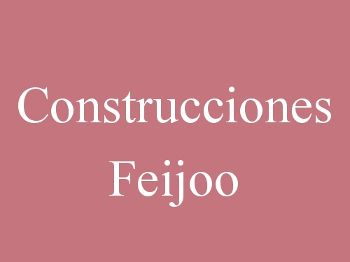 Construcciones Feijoo