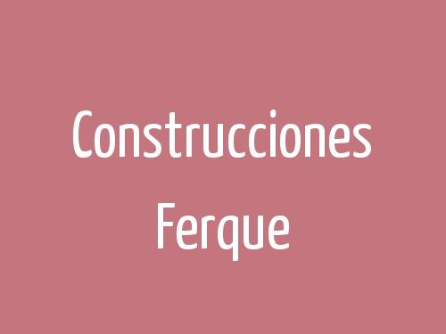 Construcciones Ferque