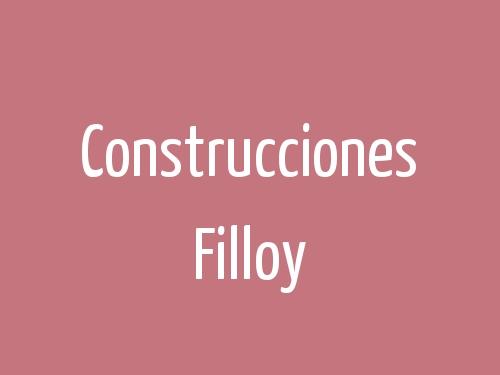 Construcciones Filloy
