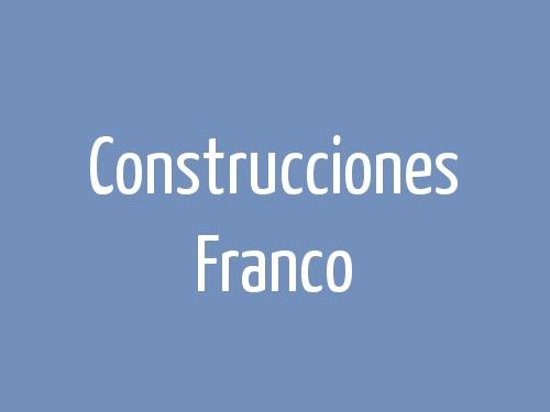 Construcciones Franco