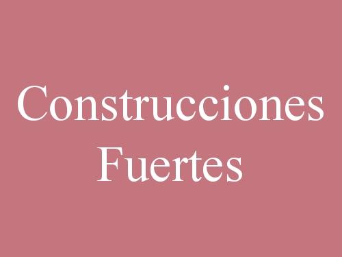 Construcciones Fuertes