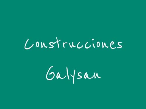 Construcciones Galysan