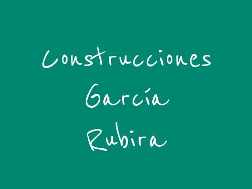 Construcciones García Rubira
