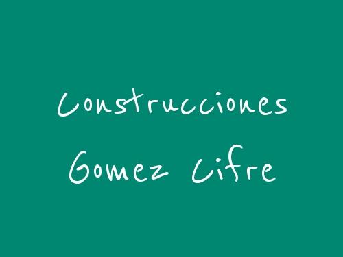 Construcciones Gomez Cifre