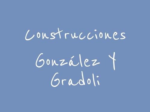 Construcciones González Y Gradoli
