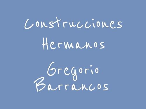 Construcciones Hermanos Gregorio Barrancos